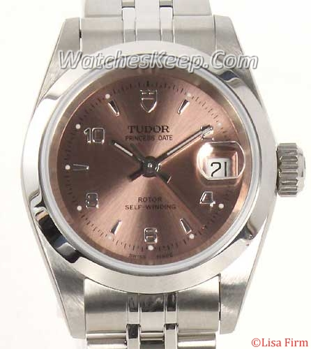 Tudor Glamour Date-Day Lady TD92400PKA Mens Watch