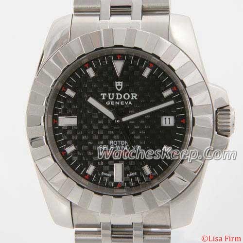 Tudor GranTour Date TD20010CBK Mens Watch