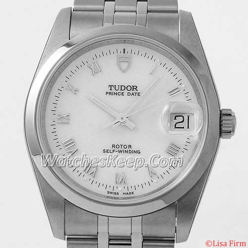 Tudor GranTour Date TD74000WHR5 Mens Watch