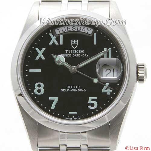 Tudor GranTour Date TD76200BKY Mens Watch