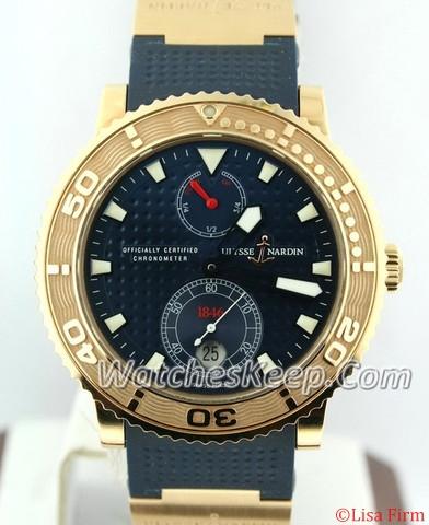 Ulysse Nardin Marine Diver 266-58-3 Mens Watch