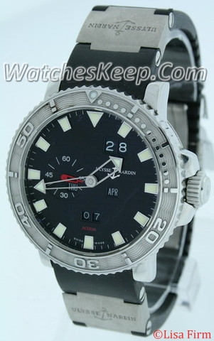 Ulysse Nardin Marine Diver 333-88-3/92 Automatic Watch
