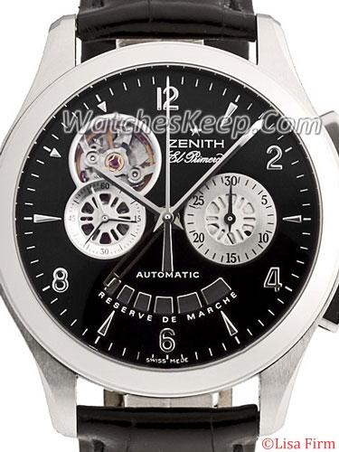 Zenith Chronomaster 03.0510.4021/21.c492 Mens Watch