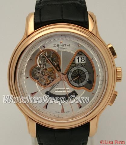Zenith Chronomaster 18.1260.4039.01 Mens Watch
