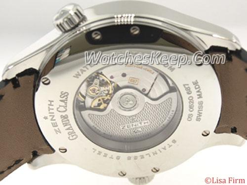 Zenith Class 03.0520.687/22.C678 Mens Watch