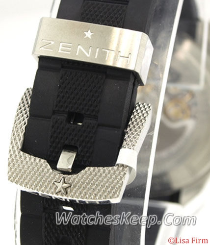 Zenith Defy Classic 03.0516.4000/01.R642 Mens Watch