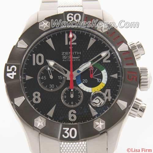 Zenith Defy Classic 03.0526.4000/21.M526 Mens Watch