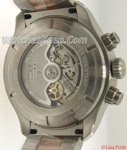 Zenith Defy Classic 86.0516.4021/01.M517 Mens Watch