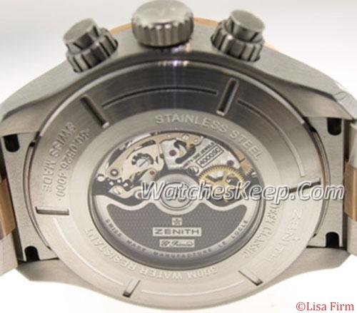 Zenith Defy Classic 86.0526.4000/01.M527 Mens Watch