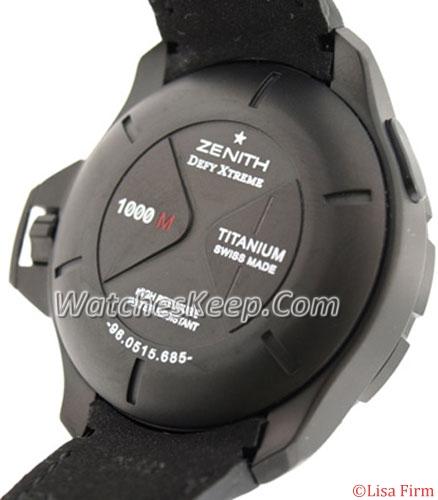 Zenith Defy Xtreme 96.0515.685/21.C648 Mens Watch