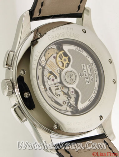Zenith Grande Class 03.0520.410/02.C492 Mens Watch