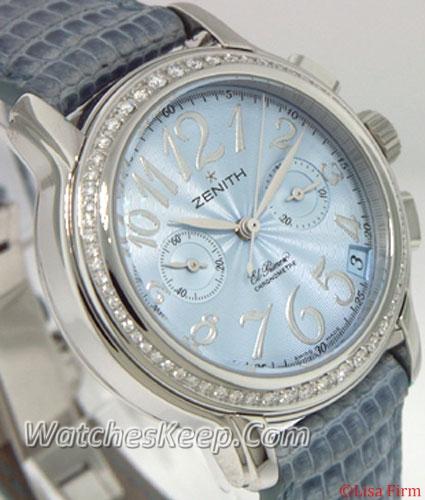 Zenith Star 16.1230.4002/51.C514 Ladies Watch